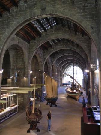 Barcelona: Museu Maritim - TripAdvisor