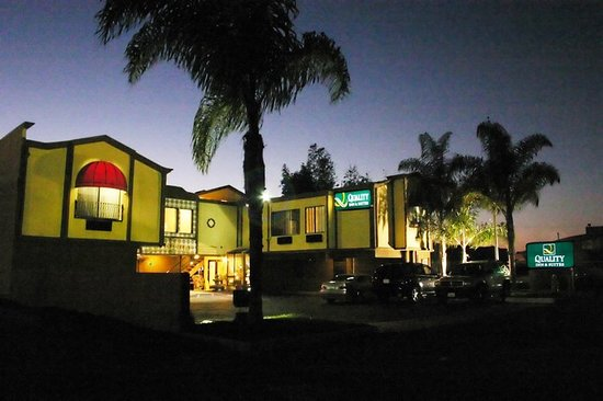 Portofino Beach Inn: Quality Inn North Coast