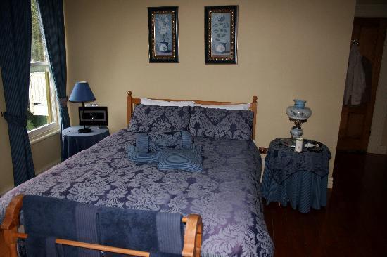 Tairoa Lodge & Cottage : Bedroom