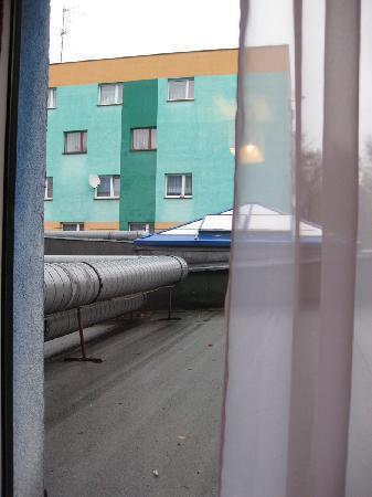 Hotel Diament Zabrze: view outside