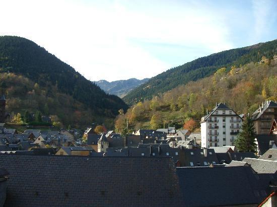 Hotel Aran La Abuela: Vista desde la habitación