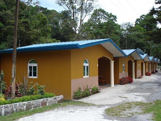 Cabanas Reis: cabañas