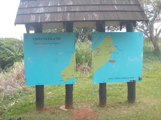 Matei, Фиджи: international date line