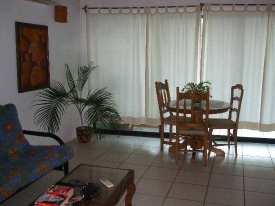 La Terraza Inn: Clean, large and spacious