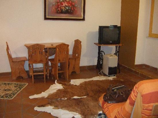 Quinta das Murtas: our living room