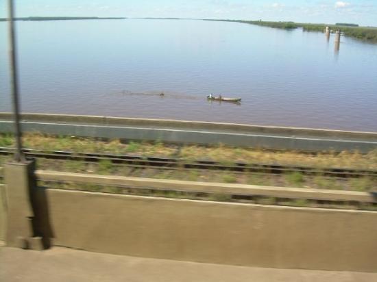 Uruguaiana, RS: miles de canoooasss! vi... en los  rioooooos!!