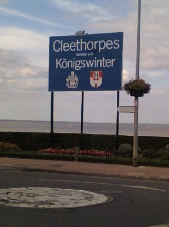 Cleethorpes, UK: konigswinter