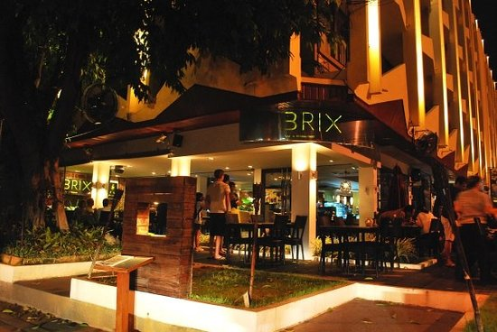 BRIX Bar & Restaurant at Hotel M Chiang Mai