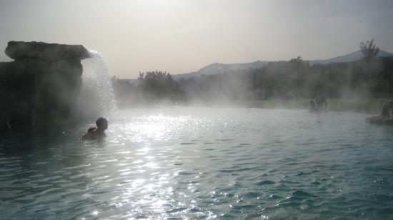 Hotel Adler Thermae Spa & Relax Resort: piscina hotel adler