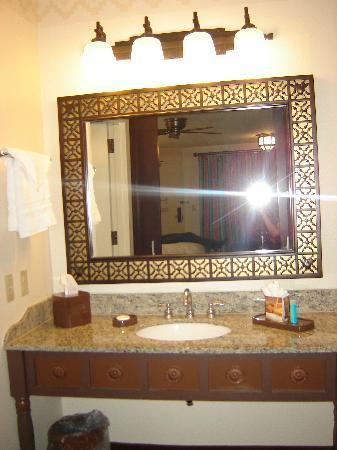 Bathroom Vanity Picture Of Disney 39 S Coronado Springs Resort Orlando Tripadvisor
