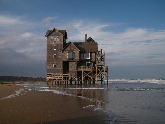 Holiday Inn Express Nags Head Oceanfront The Nights In Rodanthe House