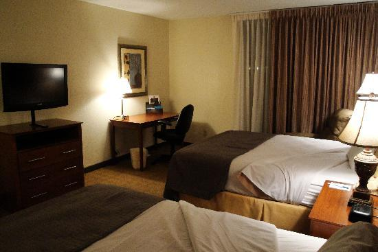 Park Inn by Radisson Houston North & Conference Center: Very comfortable and practical