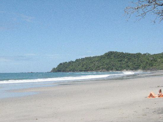 Pete's Place: La plage