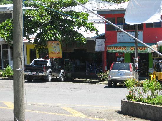 Pete's Place: Café Milagro....un must!!! Hyper sympa