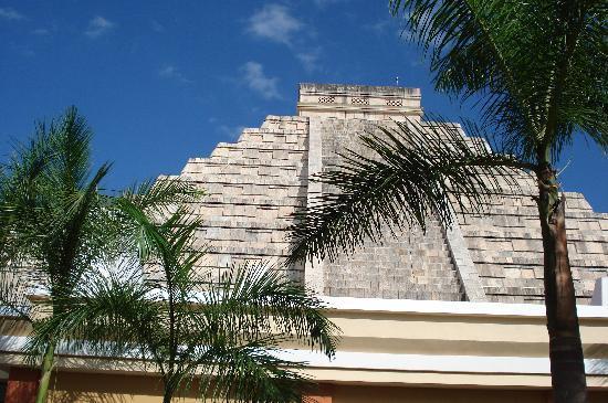 Iberostar Paraiso Maya: Bar du Iberostar Maya