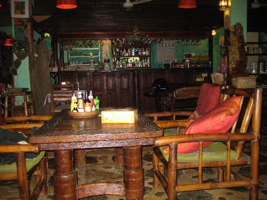 Shanti Lodge: shanti restaurant