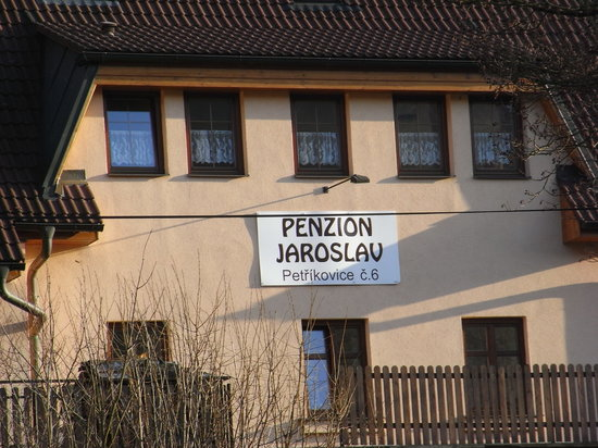 Penzion Jarolslav