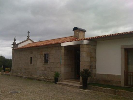 Casa de Samaioes Rural Hotel : Hotel Rural Casa de Samaiões- Chaves