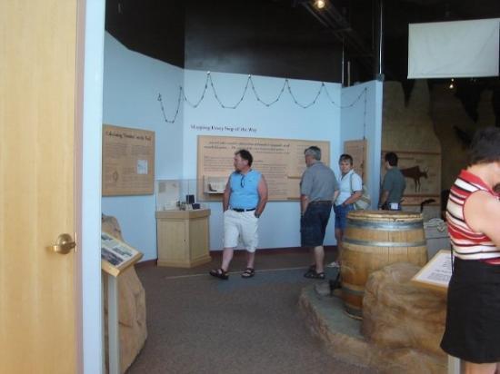 Lewis and Clark Interpretive Center Foto