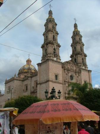 Lagos de Moreno, เม็กซิโก: Nuestra Senora de San Juan de Los Lagos, Jalisco, Mexico