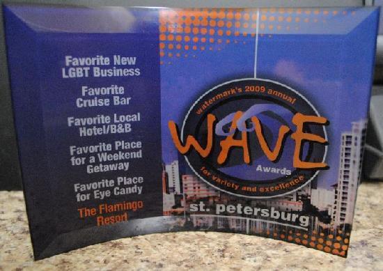 Flamingo Resort: The Wave Awards