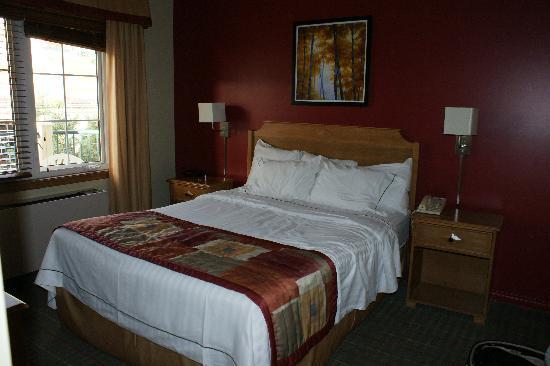 Residence Inn Mont Tremblant Manoir Labelle: la chambre  de l'hotel mariott