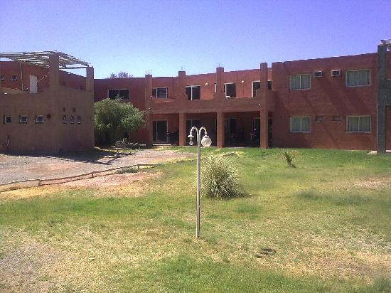 Hotel Pircas Negras: El hotel