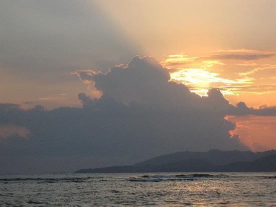 Rendezvous: sunset