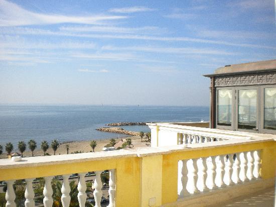 Hotel San Giorgio: ROOF GARDEN HOTEL SANGIORGIO