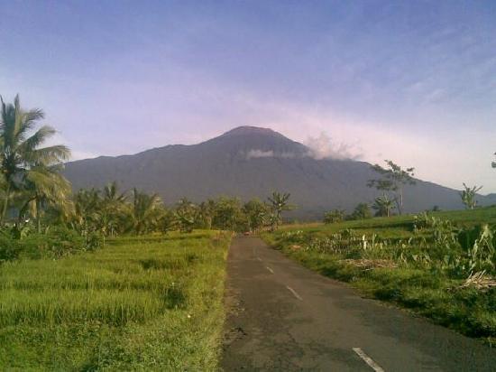 Purwokerto, Indonesia: Gunung Slamet