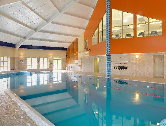 Maldron Hotel Wexford : Club Vitae Pool