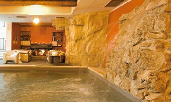 Relais Ducale Spa & Pool : la spa