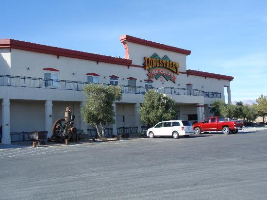 Longstreet Hotel & Casino: Allez y !