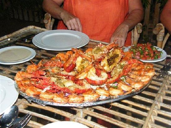 El Ferdous Fish Restaurant: Pas mal !