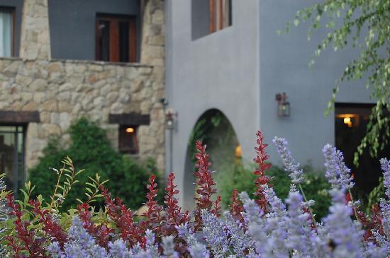 Aldebaran Hotel & Spa: Aldebaran Hotel Garden