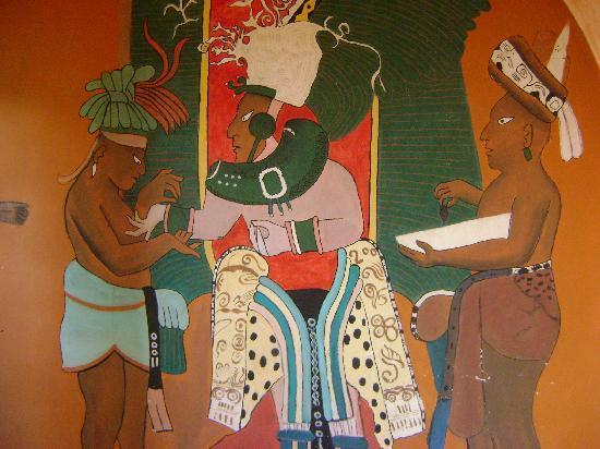 Hotel Rincon del Arco: Murales