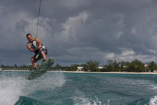 Turtle Sports Ltd: water was great!