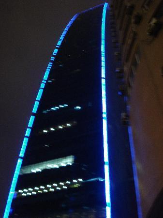 Renaissance Shanghai Zhongshan Park Hotel: vista dell'hotel