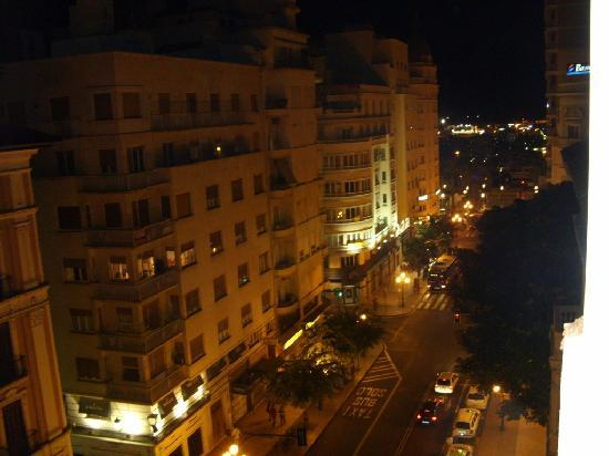 Hotel Rambla: close to the habour