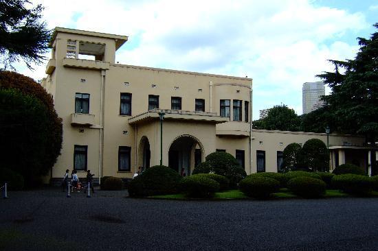 มินาโตะ, ญี่ปุ่น: 東京都庭園美術館