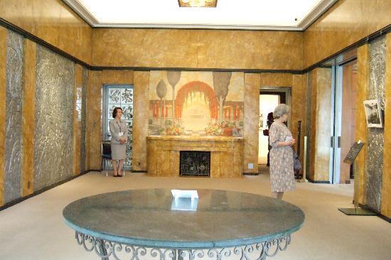 Museo Metropolitano Teien de Arte de Tokio: 東京都庭園美術館