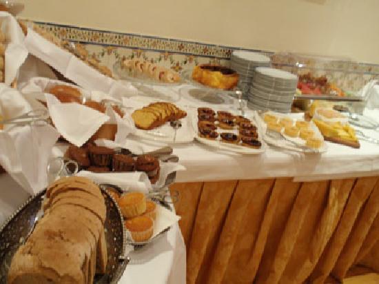 Pousada de Queluz Palace Hotel: 朝食