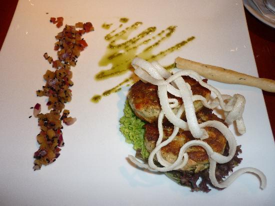 Club-Hotel Atlantic: yummy food
