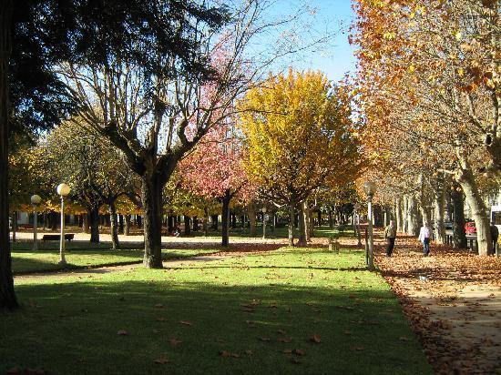 Coimbra, Portugal: Parque Verde no Outuno