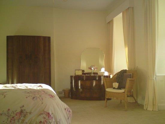 Manor Farm: our room