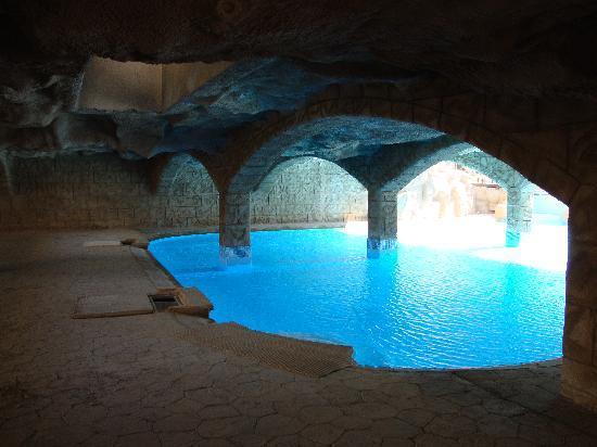 Rixos Sharm El Sheikh : Pool view