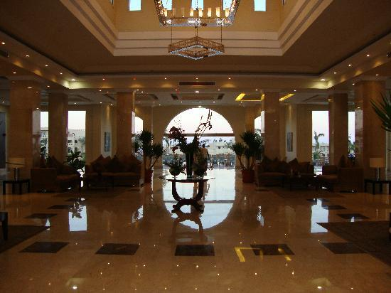 Rixos Sharm El Sheikh : Reception