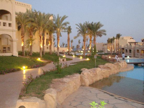 Rixos Sharm El Sheikh : Evening