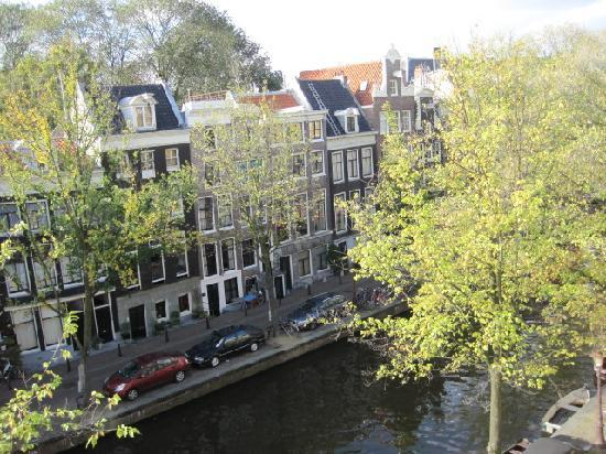 Seven Bridges Hotel Canal View From Room 9 Bild Fr N