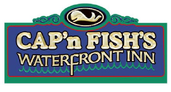 Cap'n Fish's Waterfront Inn: logo